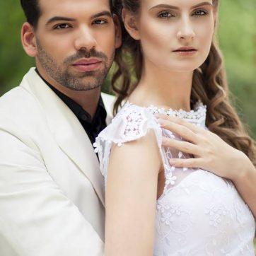 Wedding editorial by Zoltan Vass