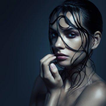 Dark Beauty by Zoltan Vass in PUMP Magazine