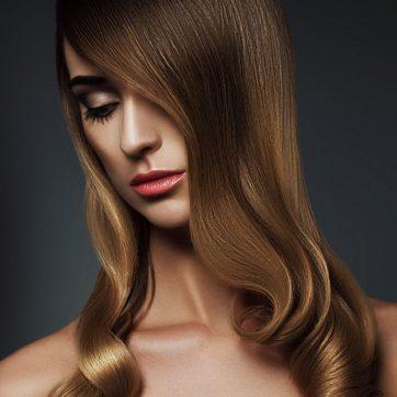 Hair Beauty Editorial by Zoltan Vass in Ellements Magazine